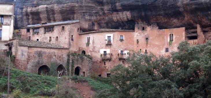 Excursió pels voltants de Mura: El Puig de la Balma, La Vila i el Molí del Mig.